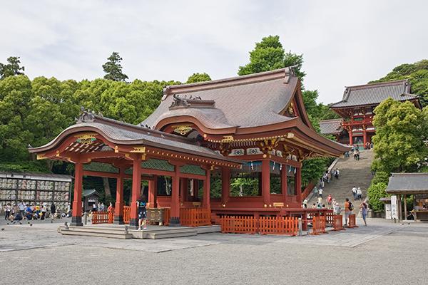 鶴岡八幡宮はパワースポット?歴史と見所をわかりやすく解説!