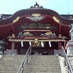 武蔵御嶽神社の狛犬ご利益は?奥の院や日の出祭りについて
