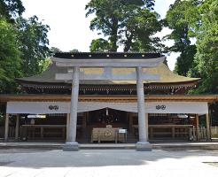 鹿島神宮の要石は恋愛のパワースポット?それとも縁切り?