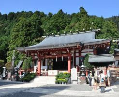 大山阿夫利神社はパワースポット?ご利益や御朱印、本社について