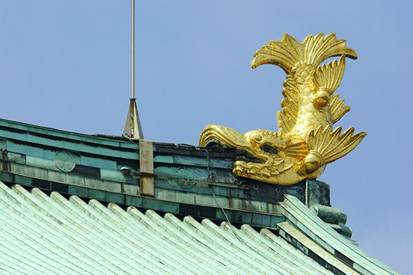 名古屋城の城主は?本丸御殿とチャチホコの歴史とアクセス