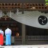 神社デート