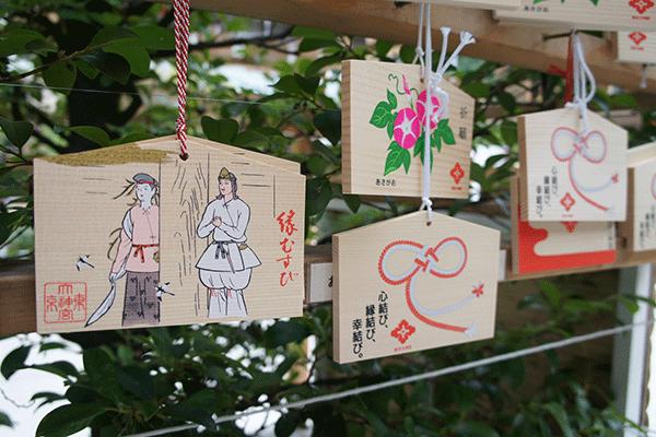東京大神宮!お守りやおみくじによる縁結びへの効果とは?