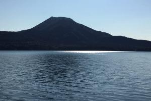 白龍神社(阿寒湖ヤイタイ島)