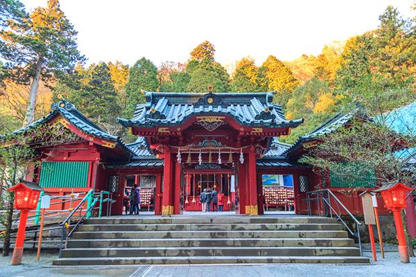 パワースポット箱根神社のご利益・お守り・アクセス情報